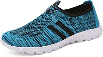 JIANKE Scarpe da Camminata Donna Ginnastica Corsa Sportive Running Sneakers Uomo