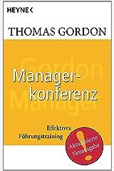 Managerkonferenz: Effektives Führungstraining Kindle Ausgabe