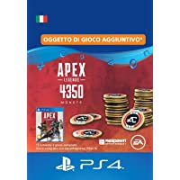 APEX Legends: 4,350 Coins (PSN Wallet Top-Up) | Codice download per PS4 - Account italiano