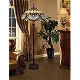 16 pouces européen rétro lampadaire chambre chevet cadeau de mariage décoration chambre étude lampadaire minimaliste de la mo