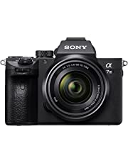 Sony Full Frame E-Mount ILCE-7M3K(A7M3+2870) 24.2MP Mirrorless Interchangeable 28-70mm Lens (Black)