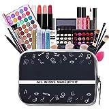 FantasyDay 28 Pcs Set di Trucchi Kit di Bellezza Cosmetici Kit per Occhi, Viso e Labbra - Natale Regalo Makeup Beauty Set con