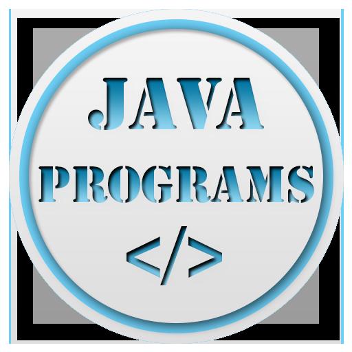 java-programs-app
