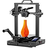 Creality CR-6 SE 3D Printer with 32 bit silent motherboard, auto bed leveling, upgraded extruder build volume…