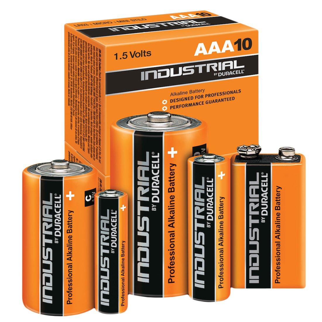 Duracell Alkaline-Batterie