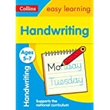 Handwriting Ages 5-7: Prepare for school with easy home learning (Collins Easy Learning KS1)