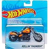 Hot Wheels Rollin' Thunder Bike