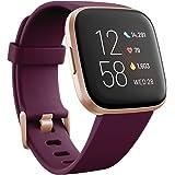Fitbit Versa 2, el smartwatch que te ayuda a mejorar la salud y la forma física, y que incorpora control por voz, puntuación