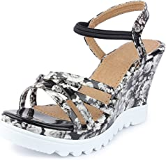 Do Bhai Paris Smart Fashionable Wedges for Women