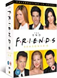Friends: The End [Seasons 8-10] [20th Anniversary Edition] [DVD] [2014] [2001]