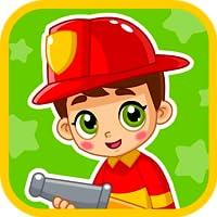 Jeux pour enfants - profession