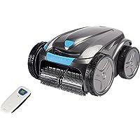 Zodiac Robot de Piscine Électrique Vortex OV 3505, Fond Seul et Fond/Parois/Ligne d'eau, Télécommandé