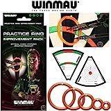 WINMAU Übungsringe – Simon Whitlock Übungsprodukt – Verbesserungspaket