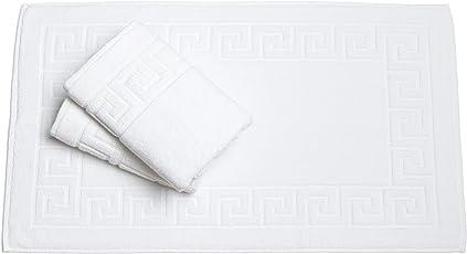 Divine Overseas 4 Piece Soft & 100% Pure Ringpsun Cotton Men Bath, Women Bath & Hand Towel Set with GSM 425