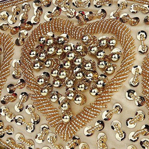 YanRun , Damen Clutch Gold