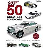 JAMES BOND 50 GREATEST BOND CARS HC