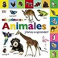 Mis primeros animales. ¡Vamos a aprender! (Castellano - A PARTIR DE 0 AÑOS - IMAGINARIOS (PRIMEROS DICCIONARIOS VISUALES) - M