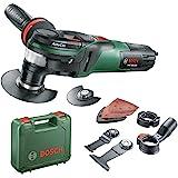 Outil multifonctions Bosch -  PMF 350 CES (350W, livrés avec accessoires, interface Starlock et Starlockplus)