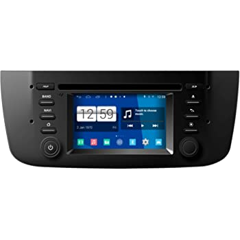 roverone quod core sistema android 4 3 pollici autoradio gps per per fiat punto evo linea 2012. Black Bedroom Furniture Sets. Home Design Ideas