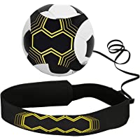 Infreecs Kit per l'allenamento per il pallone, per il calcio, Trainer da Calcio con cintura regolabile, per bambini e…