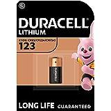 Duracell Ultra/Ultra Lithium Batterij 123 (CR17345) 1