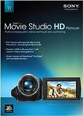Sony Creative Software, Sony Vegas Movie Studio HD Platinum 11 (PC) [Versione inglese]