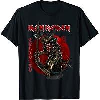 Iron Maiden - Cercle rouge Senjutsu Eddie T-Shirt