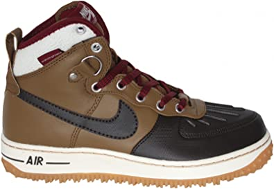 Nike Air Force 1 Duckboot Braun