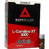 Bodyathlon L-Carnitin Liquid 3000 Extreme XT - 20 ampullen tropische smaak - met taurine en guarana - pre-workout booster - v