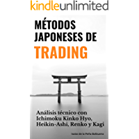 MÉTODOS JAPONESES DE TRADING: Análisis técnico con Ichimoku Kinko Hyo, velas Heikin Ashi, Renko y Kagi (Spanish Edition)