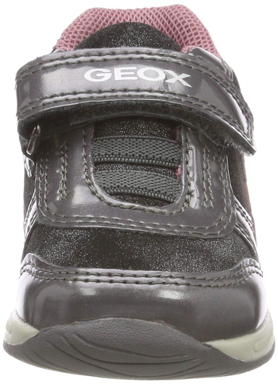 Geox B Rishon Girl B, Zapatillas Niñas