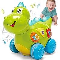 CubicFun Dinosauri Giocattoli Musicali 12-18 Mesi Giochi Bambini 1 Anno, Giocattoli Evolutivi per L'apprendimento…