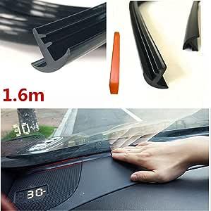 Gummidichtung 1 6 M Schalldicht Staubdicht Dichtungsband Für Auto Armaturenbrett Auto Windschutzscheibe Auto