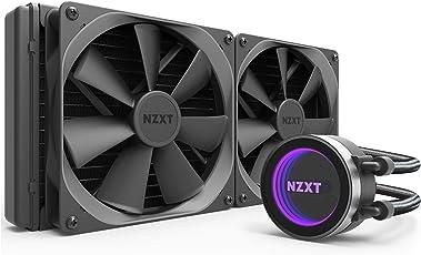 Nzxt Kraken RL-KRX62-02 All-in-One CPU Liquid Cooling System (Black)