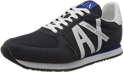 ARMANI EXCHANGE Sneaker V028, Scarpe da Ginnastica Basse Uomo
