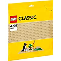 LEGO - 10699 - Classic - Jeu de Construction - La Plaque de Base Sable