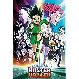 "Hunter X Hunter Poster Manga Anime TV Show Large Wall Art Print (24""x36"")"