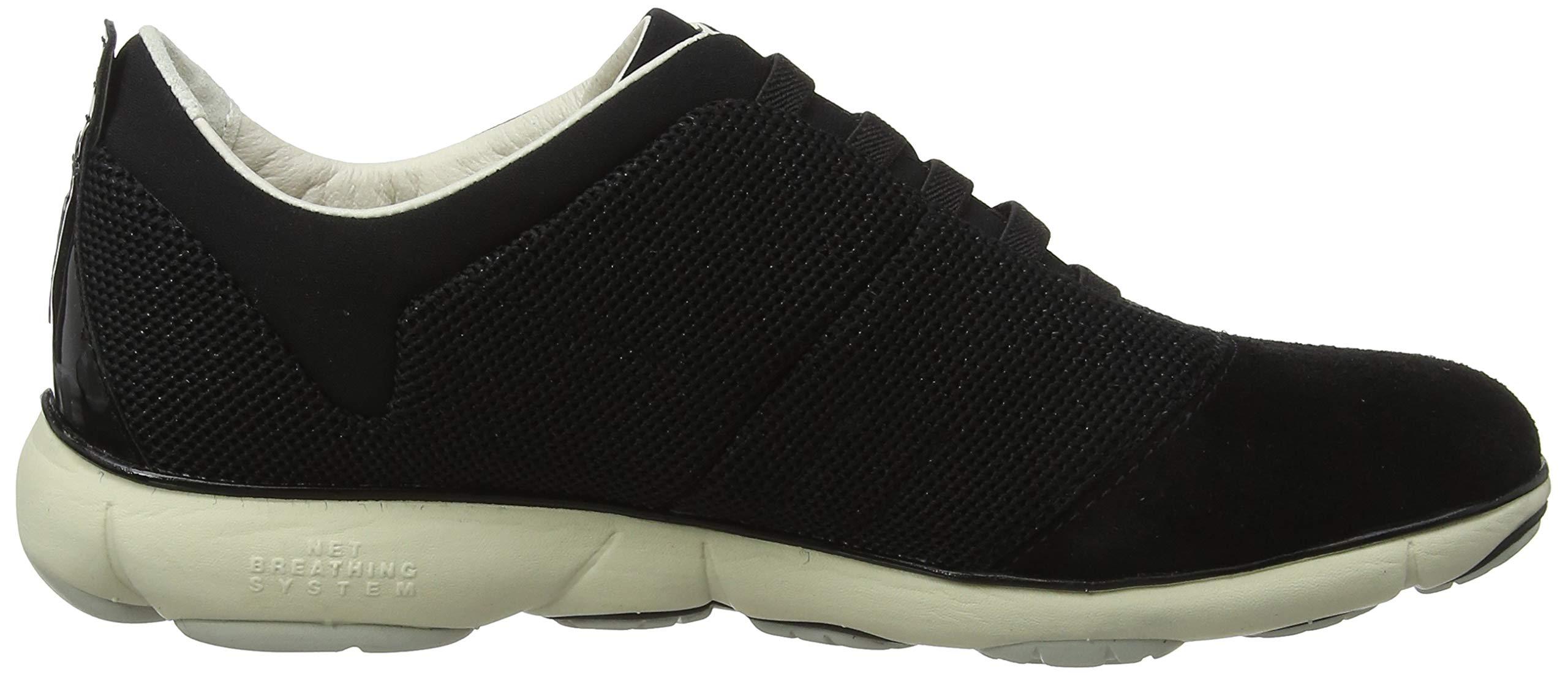 Geox Damen D Nebula C Sneaker 13
