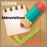 Learn Abbreviations