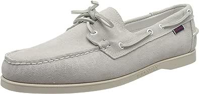 Sebago Docksides Portland Suede, Chaussures Bateau Homme