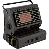 Bright Spark Portable Gas Heater - Black, N/A