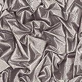 Muriva Zerdrückt Satin Tapete Faux-effekt Seide Modern Realistisch Glitzer - Silber L14209