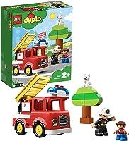 لعبة شاحنة اطفاء من ليجو - متعدد الالوان