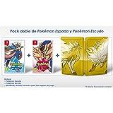 Switch Pokémon Espada/Escudo Pack Dual