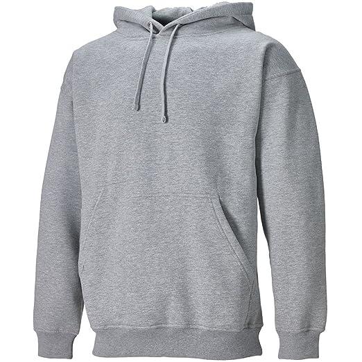 Dickies Kapuzen-Sweatshirt, Größe XL, grau melange
