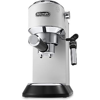 De'Longhi macchina per caffè espresso manuale EC685.W Dedica Style