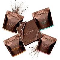 COCOSOLIS Set gommage café - Huiles essentielles naturelles - Le coffret cadeau luxe idéal pour les femmes - 3x gommage…