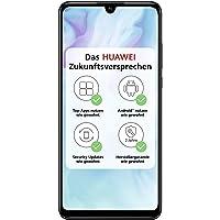 HUAWEI P30 lite Dual-SIM Smartphone Bundle (6,15 Zoll, 128 GB ROM, 4 GB RAM, Android 9.0) schwarz + Micro SD 16GB…