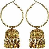 Total Fashion Traditional Jhumki Earrings for Women & Girls