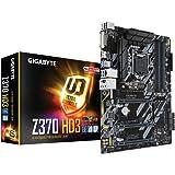Gigabyte Z370HD3chipset LGA 1151V2scheda madre ATX DDR4SDRAM–nero